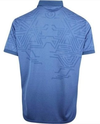 Galvin Green Merell Ventil8 Mens Polo Shirt Ensign Blue L