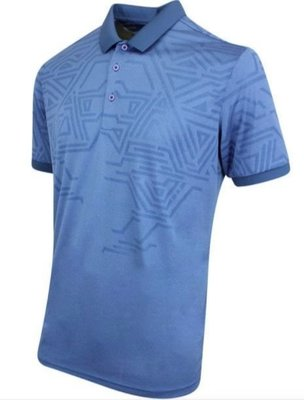 Galvin Green Merell Ventil8 Mens Polo Shirt Ensign Blue XL