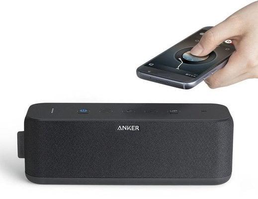 Anker SoundCore Boost BT Black