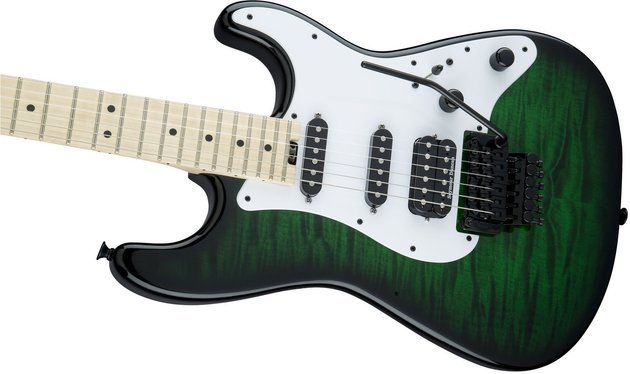 Jackson USA Select Adrian Smith SD Trans Green