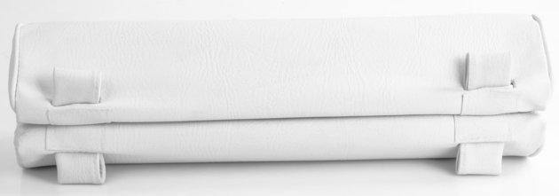 Bedflex Back Rest Round White