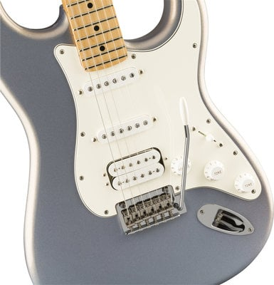 Fender Player Series Stratocaster HSS MN Silver
