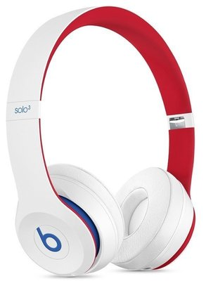 Beats Solo3 Wireless Club Collection Club White
