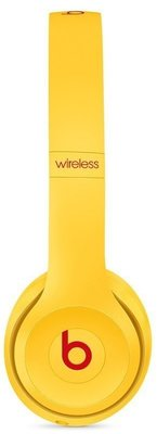 Beats Solo3 Wireless Club Collection Club Yellow