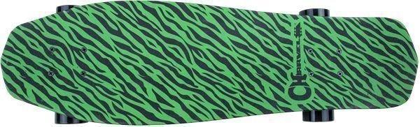 Charvel Green Stripe Skateboard