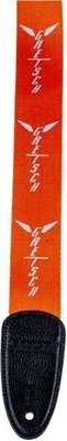 Gretsch Strap Wings Orange/Grey