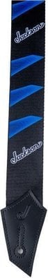 Jackson Strap Headstock Black/Blue