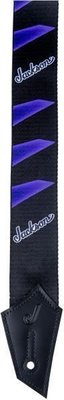 Jackson Strap Headstock Black/Purple