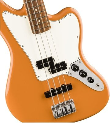 Fender Player Series Jaguar Bass PF Capri Orange