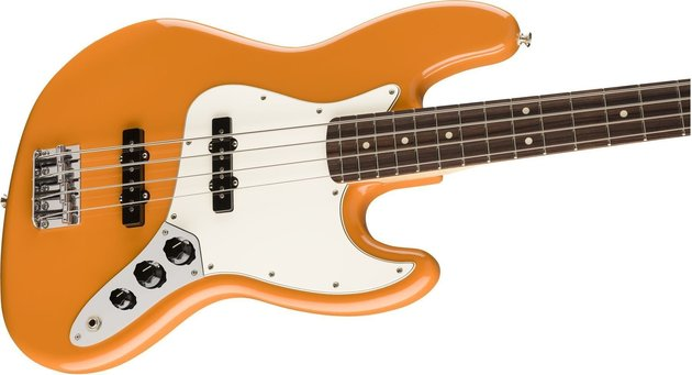 Fender Player Series Jazz Bass PF Capri Orange