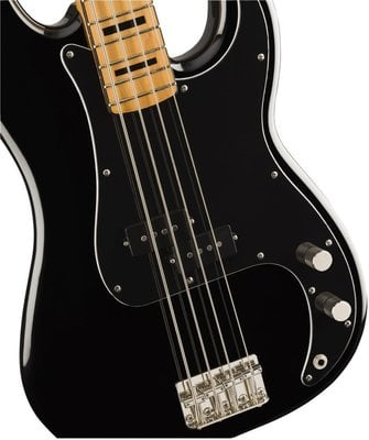 Fender Squier Classic Vibe 70s Precision Bass MN Black