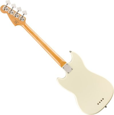 Fender Squier Classic Vibe 60s Mustang Bass LRL Olympic White