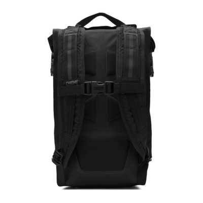 Chrome Urban Ex Rolltop 28 Black/Black