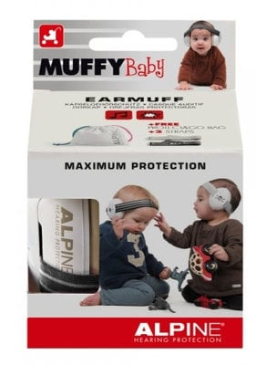 Alpine Muffy Baby Black