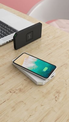 PowerCube Powerbank Duo-Wireless
