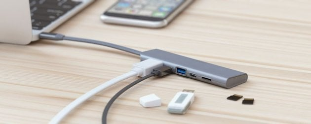PowerCube Dockinghub USB-C
