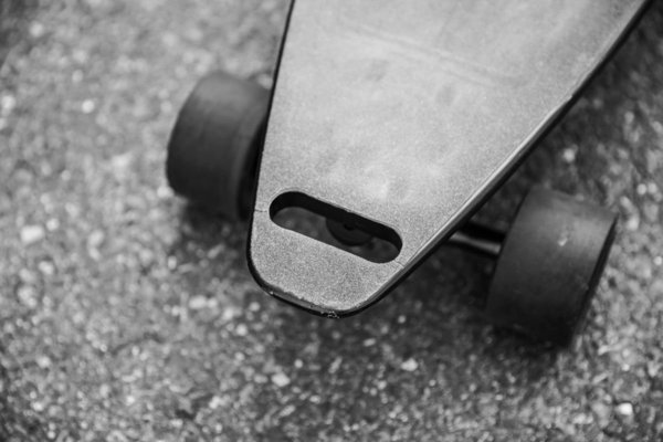 PowerCube Skateboard Electric Black