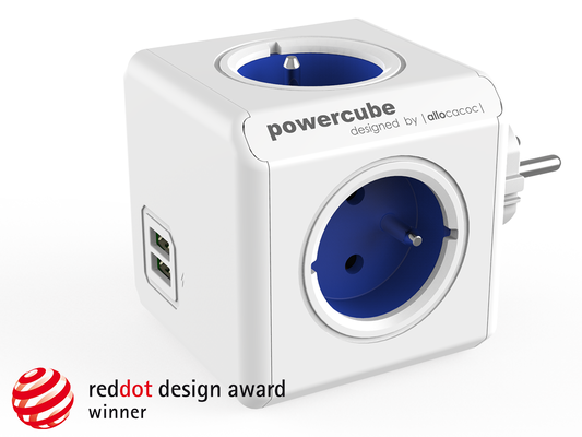 PowerCube Original USB Blue
