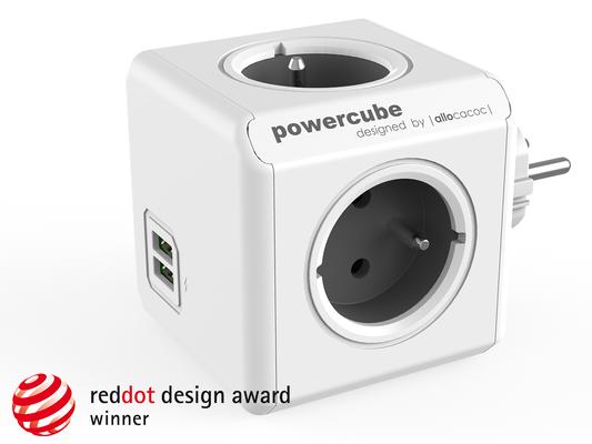PowerCube Original USB Grey