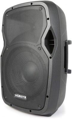 Vonyx AP1200PA 2xUHF MP3 BT