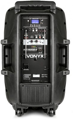 Vonyx AP1500PA 2xUHF MP3 BT
