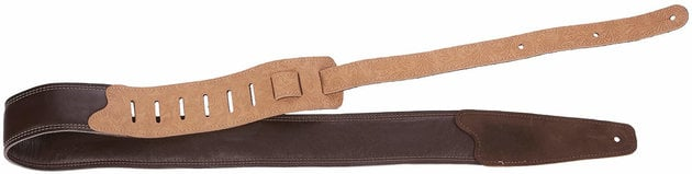Martin Garment Leather Strap Dark Brown