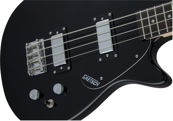 Gretsch G2220 Electromatic Junior Jet Bass II Short-Scale Black Walnut