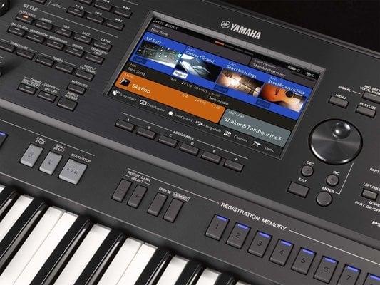 Yamaha PSR-SX900