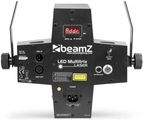BeamZ LED Multitrix