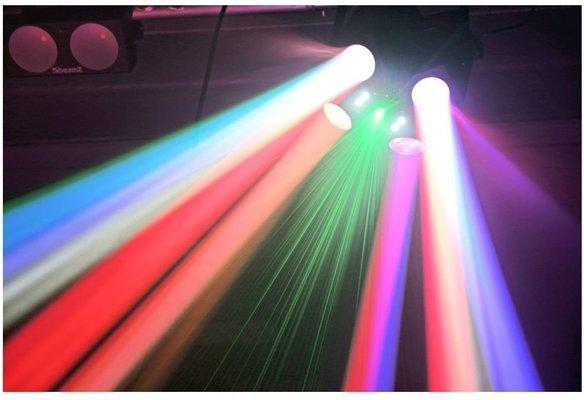 BeamZ LED Multitrix