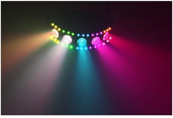 BeamZ DJ X5 Strobe LED Array