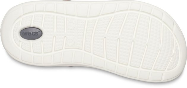 Crocs LiteRide Clog Burgundy/White 39-40