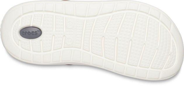 Crocs Lite Ride Clog Unisex Burgundy/White 42-43