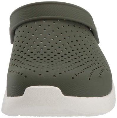 Crocs LiteRide Clog Army Green/White 42-43