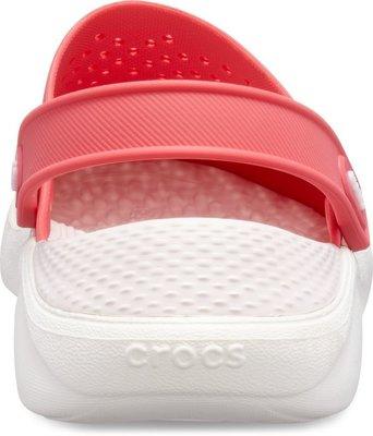 Crocs LiteRide Clog Poppy/White 36-37