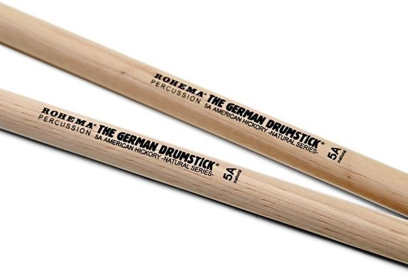 Rohema 5A Hickory Natural Finish