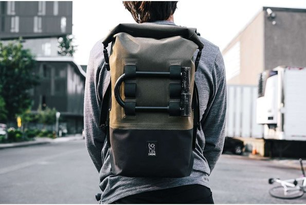 Chrome Urban Ex Rolltop 18 Ranger/Black
