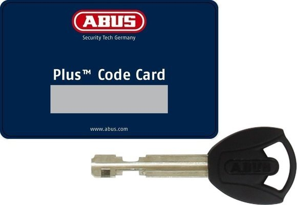 Abus Bordo Alarm 6000A/90 Black SH