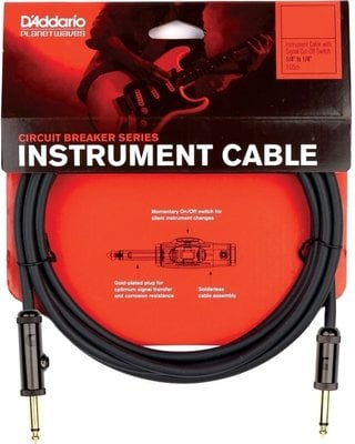 D'Addario Planet Waves PW AG 15 Instrument Cable