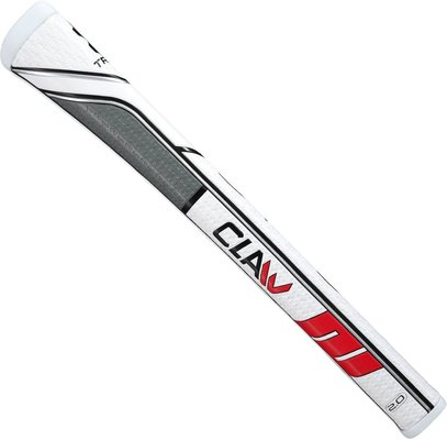 Superstroke Traxion Claw 2.0 Putter Grip White/Red