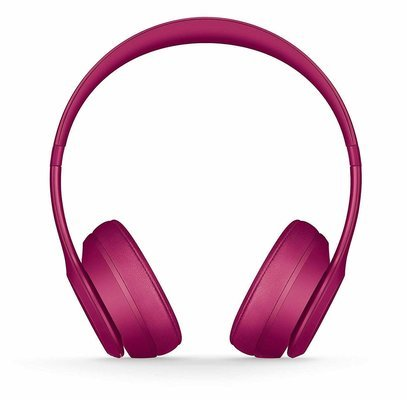 Beats Solo3 Wireless Neighborhood Collection Brick Red