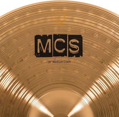 """Meinl MCS 18"""" Medium Crash"""