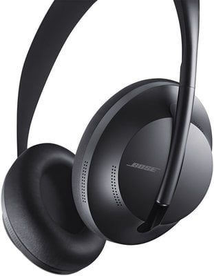 Bose Noise Cancelling Headphones 700 Black
