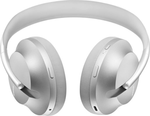 Bose Noise Cancelling Headphones 700 Luxe Silver