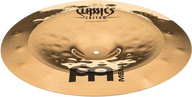 "Meinl Classics Custom 16"" Extreme Metal China"