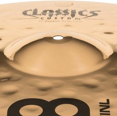 "Meinl Classics Custom 19"" Extreme Metal Crash"