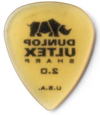 Dunlop 433P 200 Ultex Sharp Player´s Pack 2 mm
