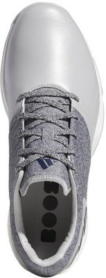Adidas Adipower 4Orged Mens Golf Shoes Grey 2/Collegiate Navy/Raw White UK 9,5