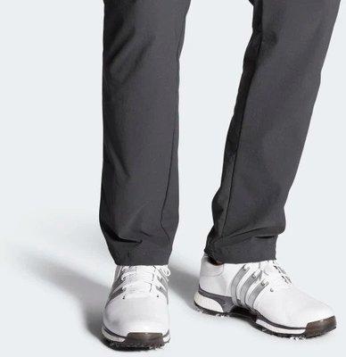 Adidas Tour360 XT Mens Golf Shoes Cloud White/Silver Metallic/Dark Silver Metallic UK 11,5