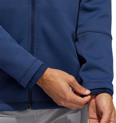 Adidas Climaheat Fleece Mens Jacket Collegiate Navy XS
